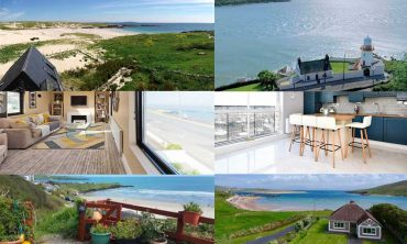 best Airbnb's in Ireland near the beach