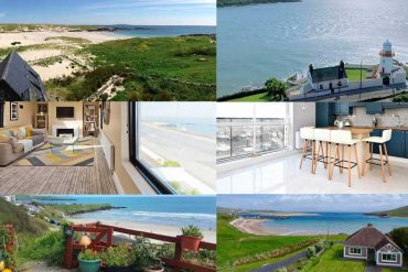 best Airbnb's in Ireland near the beach