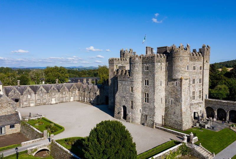 geat value hotel deals in Ireland at Kilkea castle
