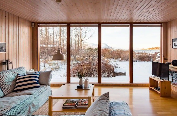 unique airbnb in Iceland