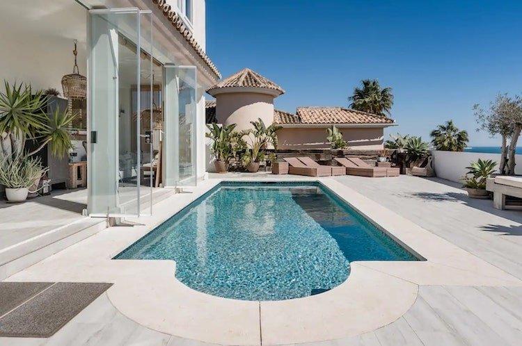 luxury airbnbs in Spain