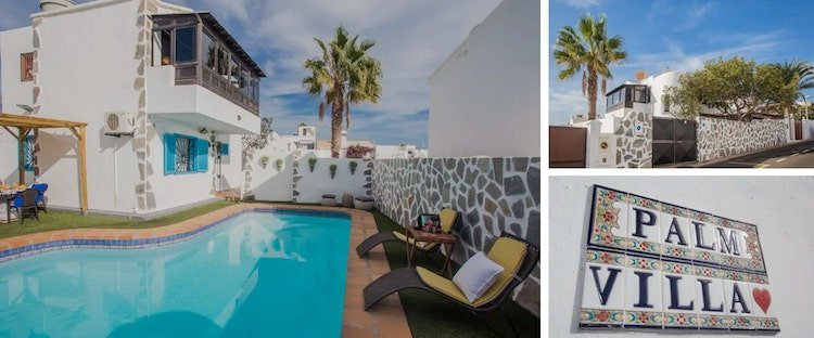 luxury airbnbs in Lanzarote