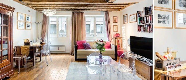 luxury airbnb in Paris
