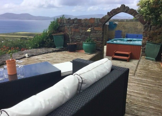 best airbnb in kerry near the sea