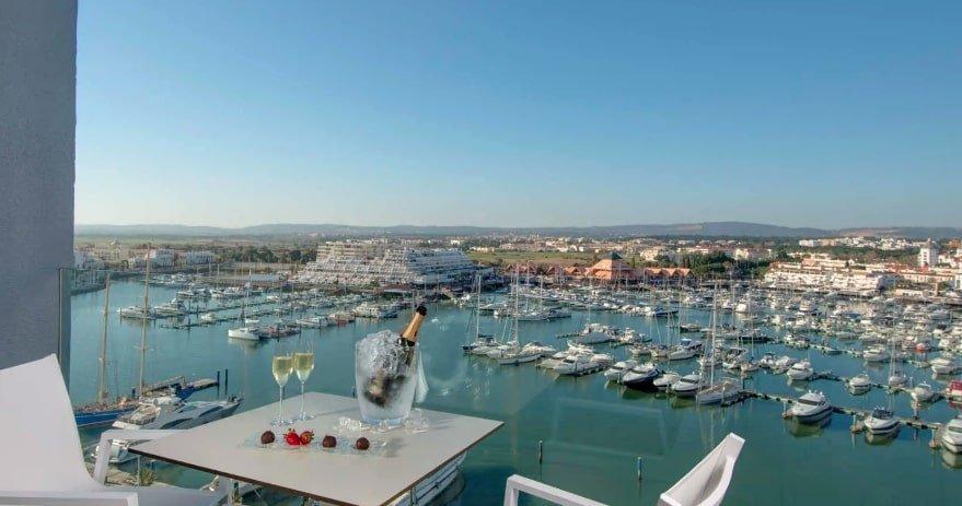 best beach hotels on the Algarve - Tivoli Marina