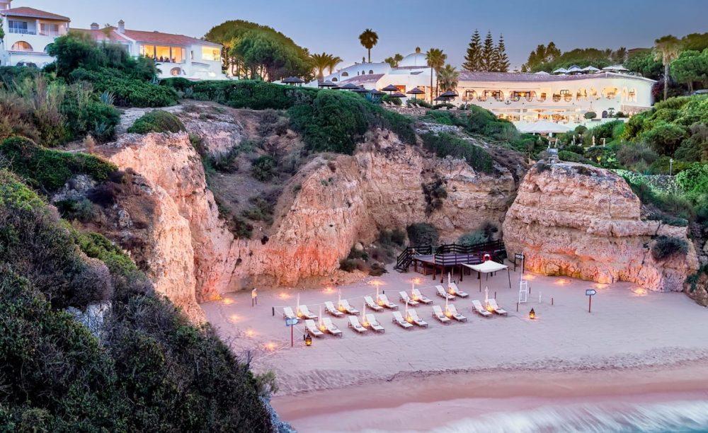 The best beach hotel on the Algarve - Vila Vita Parc