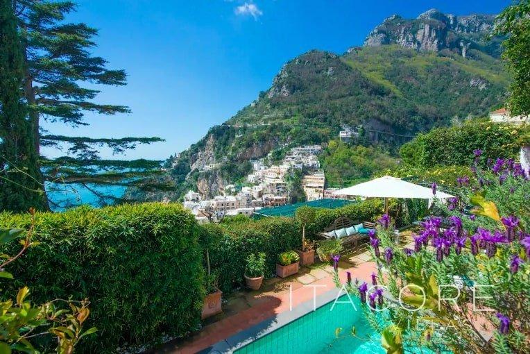luxury airbnbs in Europe - Positano