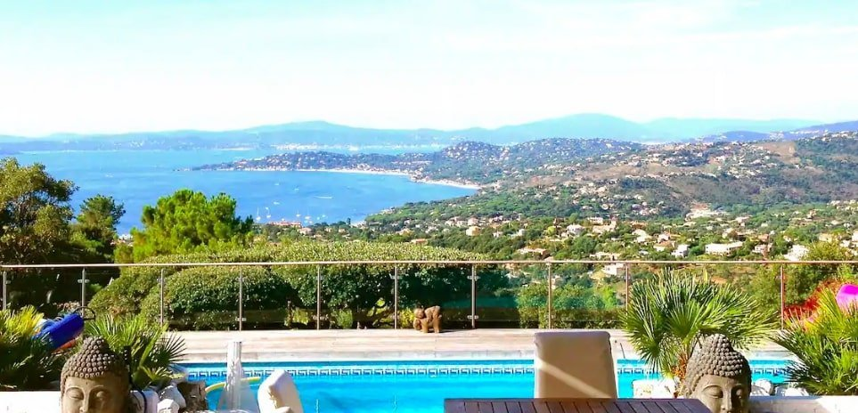 luxury airbnbs in the south of france