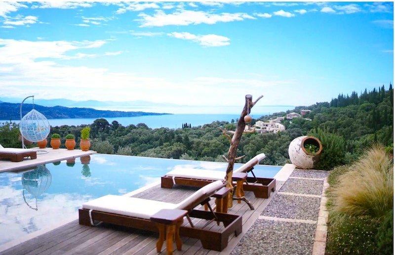luxury airbnbs in Europe
