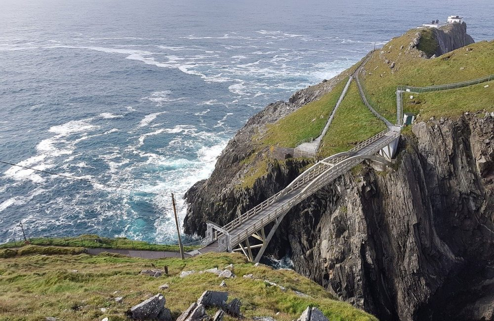 mizen head, cork on the Wild Atlantic Way
