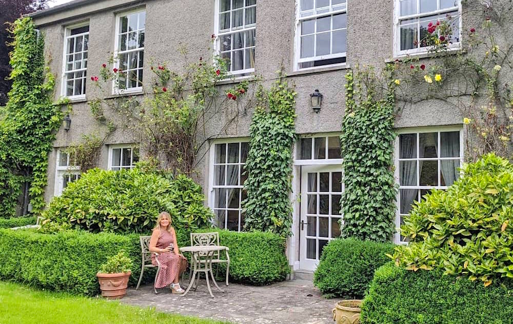 luxury family hotels in Ireland - mount juliet