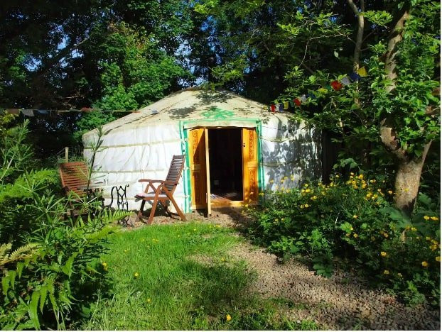 Airbnb Glamping Sites in Ireland