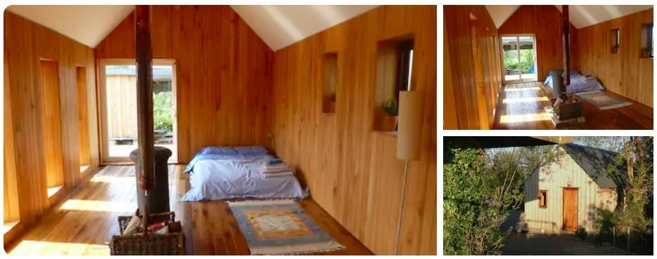 Airbnb eco cabins in Ireland