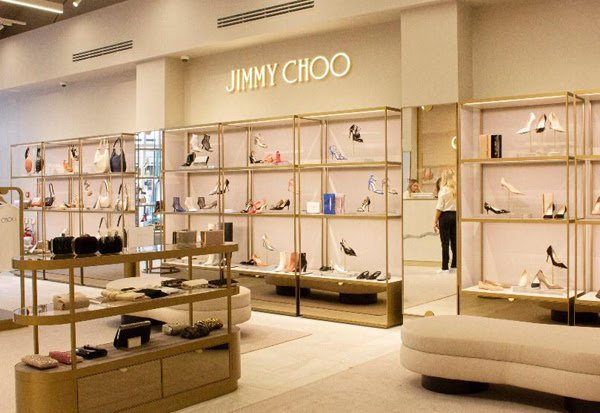 collect double avios when you shop at jimmy choo in kildare vilage
