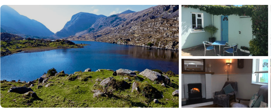 cottages to rent in kerry
