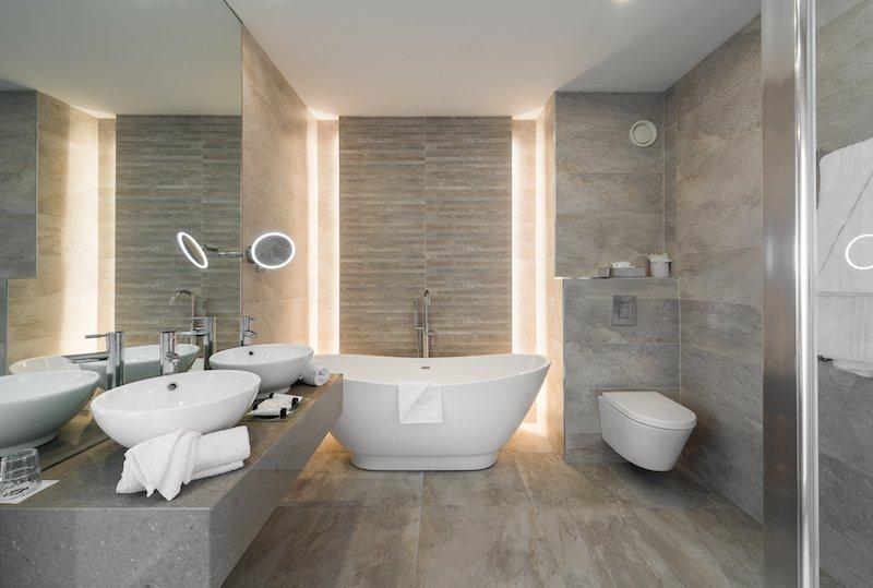 Breaffy House Resort suite