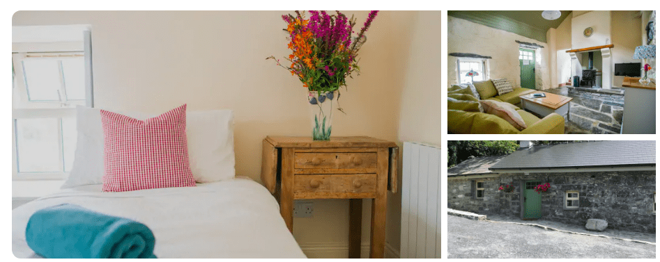 cottage to rent in clare near the sea