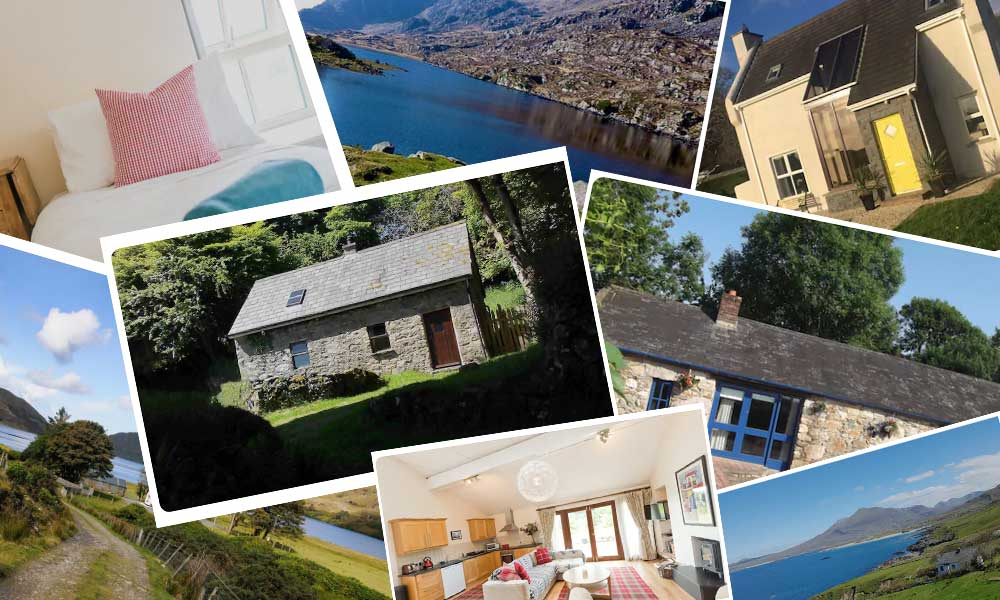 cosy cottages to rent in Ireland on Airbnb
