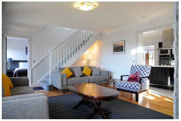 luxury airbnbs in Kerry for a large family