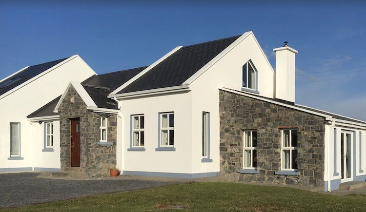 airbnbs in Clare for large families or groups