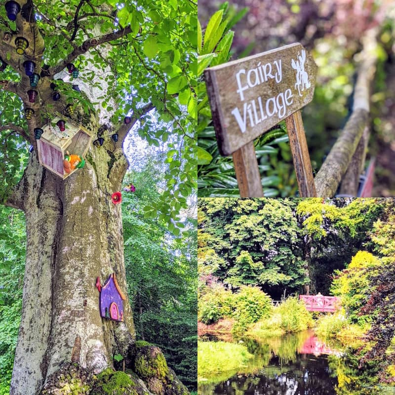 Fairy Trail at Breaffy House Resort