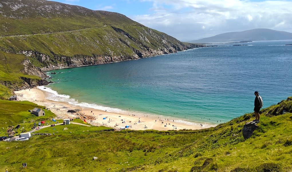 some of the best beaches in Ireland are in Achill