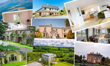 Airbnbs in Ireland for groups for large family gatherings