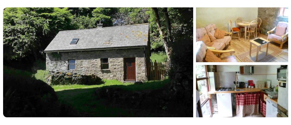 secluded cottage to rent in sligo