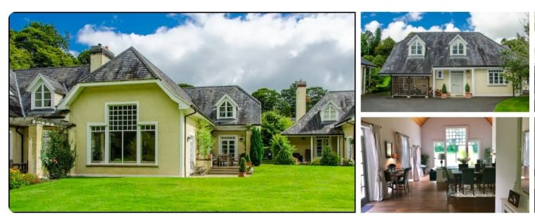 luxury airbnbs in ireland for families