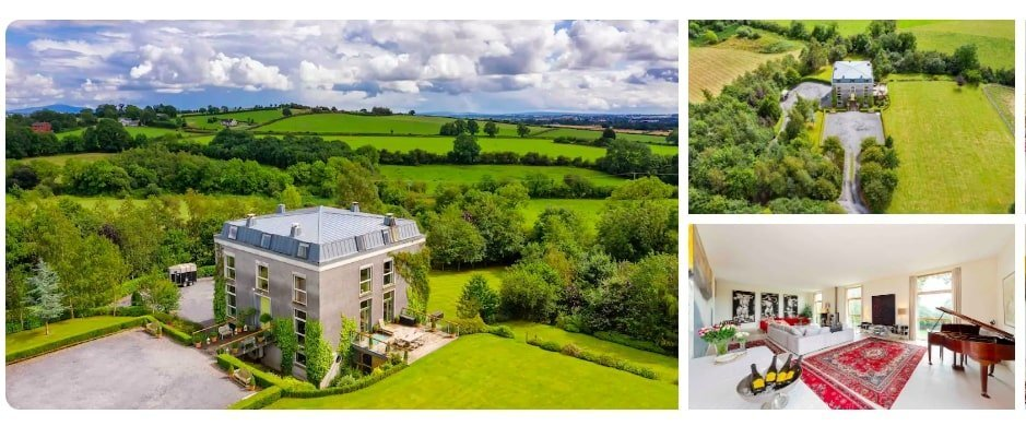 luxury airbnbs in ireland for groups or extended families