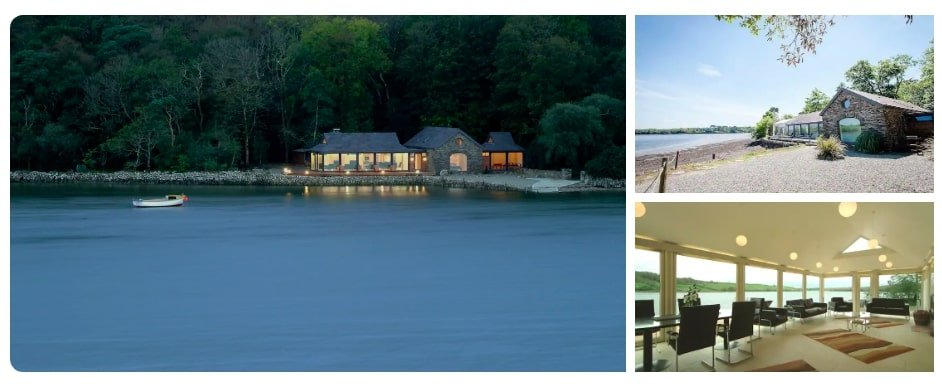 The Boat House in Baltimore - luxury airbnbs in ireland for large families