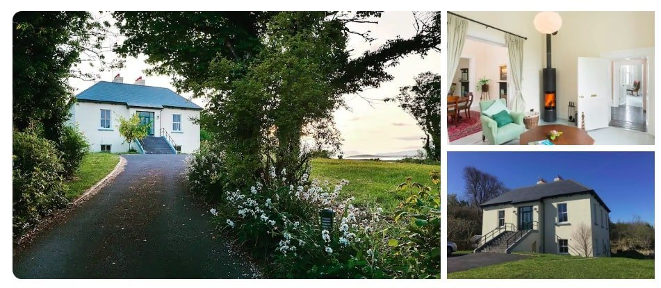 airbnbs in ireland for large families