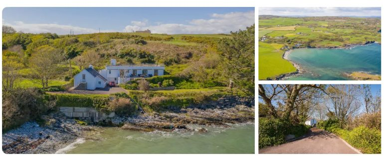 dog friendly airbnbs near the sea in Ireland