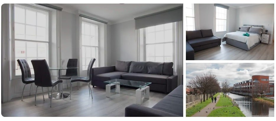 airbnbs in dublin that allow one night stay