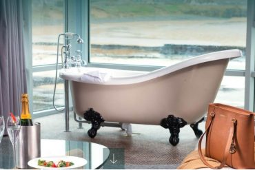 best luxury hotels in Ireland and unique stays