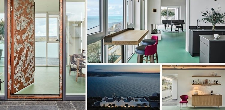 luxury self catering homes in Ireland