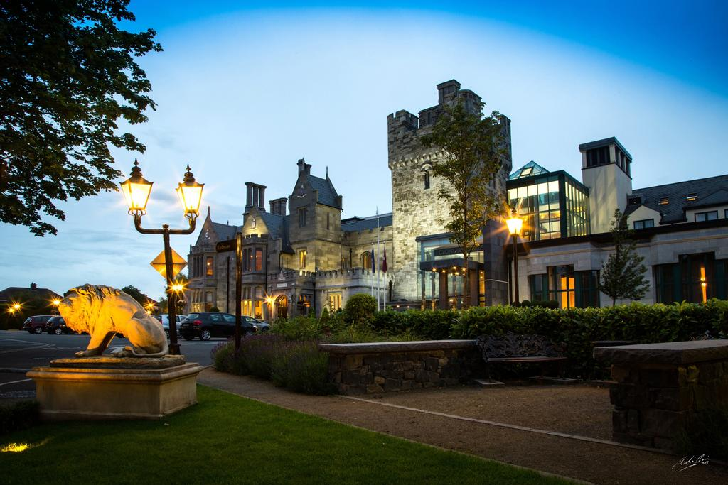 Castle hotel stays in Dublin
