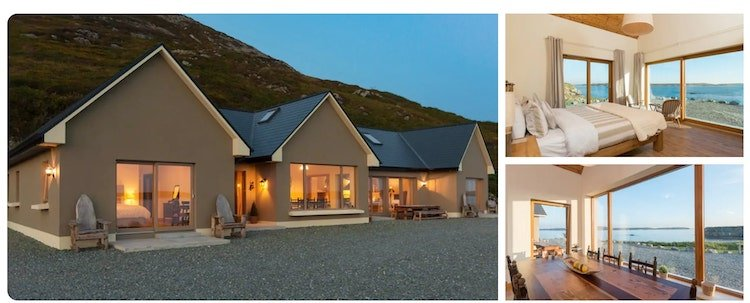 luxury self catering lodges in Ireland
