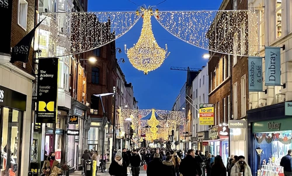 Dublin hotel deals at Christmas time