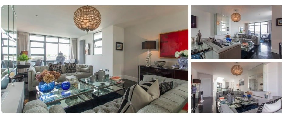 best airbnbs in Dublin - penthouse loft in Dublin city