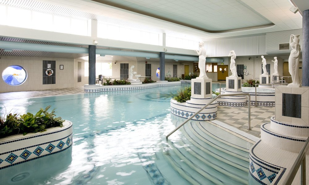 Hotel deals in Dublin with swimming pools