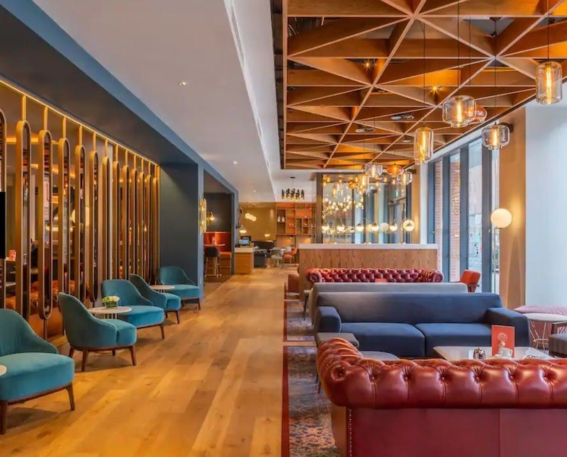 Hyatt Centric is one of the most popular hotels to stay in Dublin