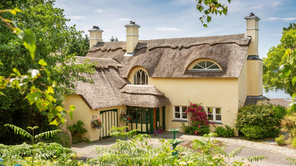 luxury cottages in Ireland