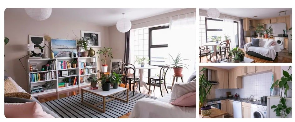 best airbnbs in near Temple Bar