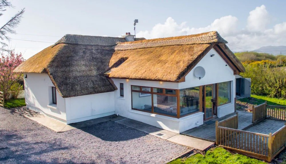 pet-friendly holiday homes in Kerry