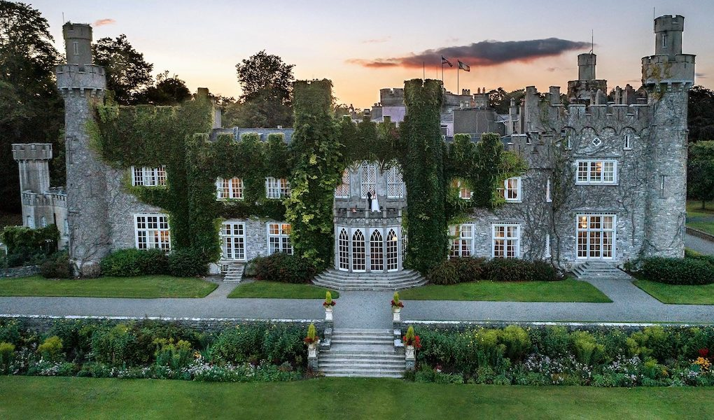 luxury hotels in Ireland - Luttrelstown Castle