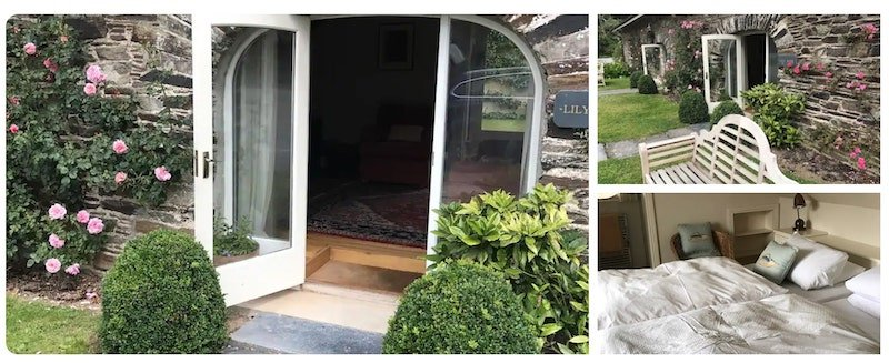 Airbnbs in ireland with access to swimming pool