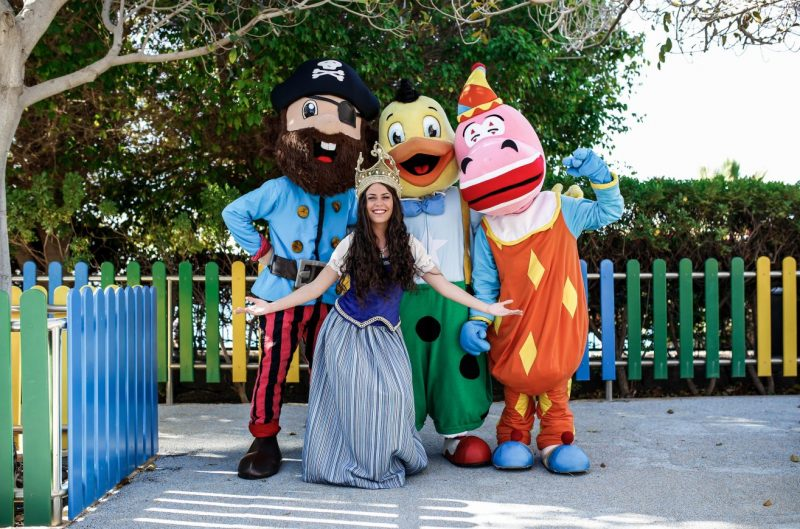 Princesa Yaiza luxury family resort