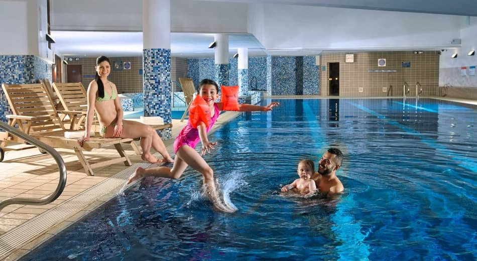 Clayton Liffey Valley Hotel is one of the few dublin hotels with large family rooms and has a swimming pool.