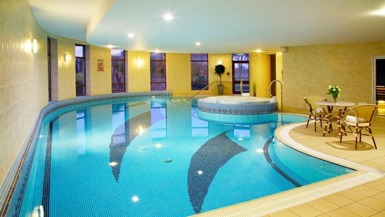 Ballykisteen Golf Hotel swimming pool